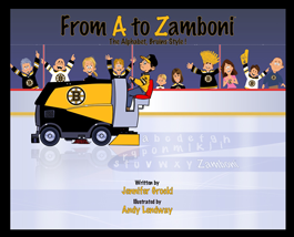 NHL Alphabet Books